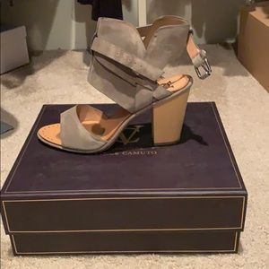 Fun suede shoes!